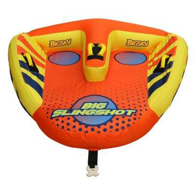 Big Slingshot Towable Tube for 1-Person to 2-People