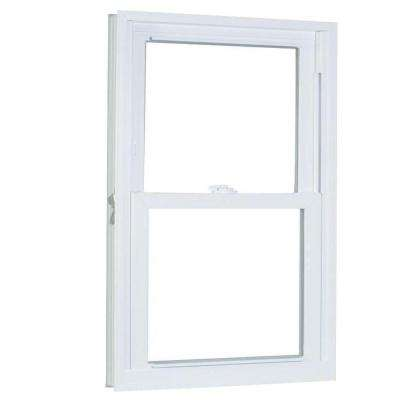 31.75 in. x 61.25 in. 70 Series Pro Double Hung White Vinyl Window