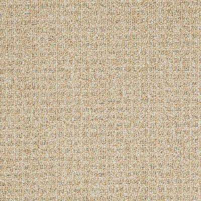 Carpet Sample - Burana - In Color Golden Grain 8 in. x 8 in.