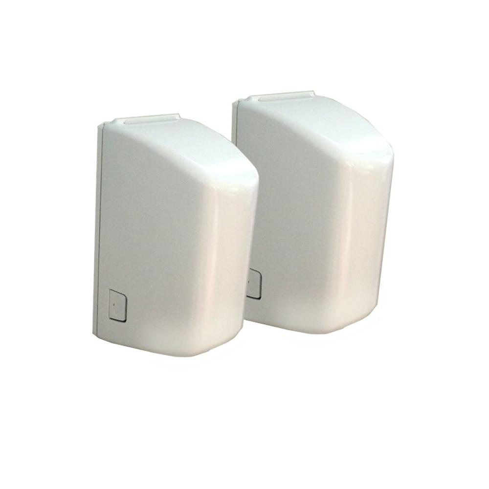 Dual Fit Plug and Electrical Outlet Cover (2-Pack)
