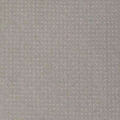Carpet Sample - Out of Sight I - Color Platinum Mist Texture 8 in. x 8 in.
