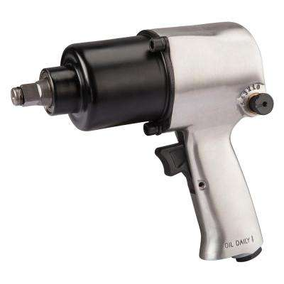 Pneumatic 1/2 in. Aluminum Impact Wrench