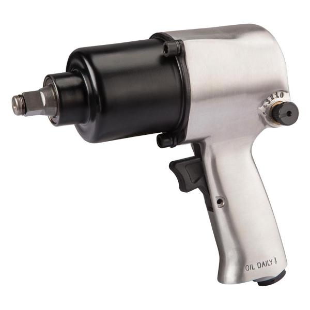 Pneumatic 1/2 in. Aluminum Impact Wrench