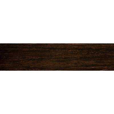 Woodwork Portland Matte 6.5 in. x 39.25 in. Porcelain Floor and Wall Tile (10.62 sq. ft. / case)