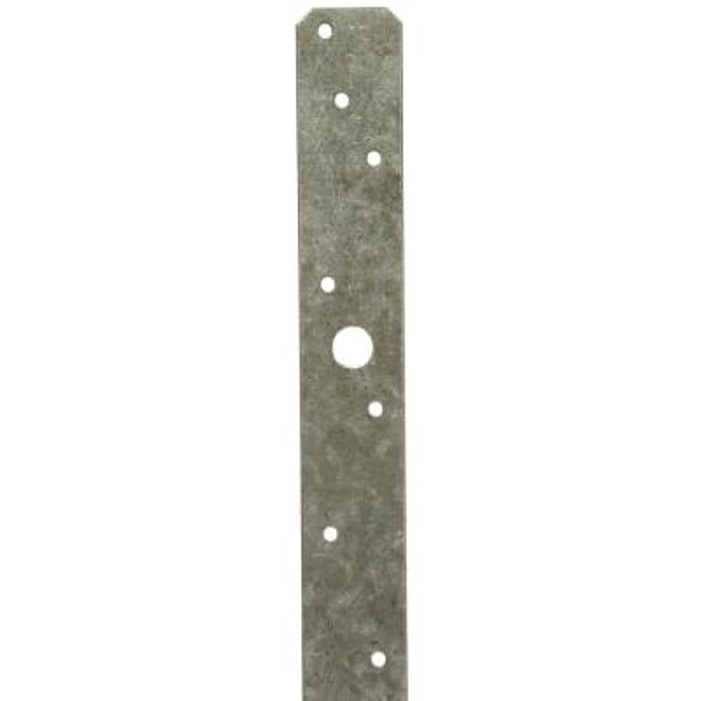 MSTA 30 in. 16-Gauge ZMAX Galvanized Medium Strap Tie