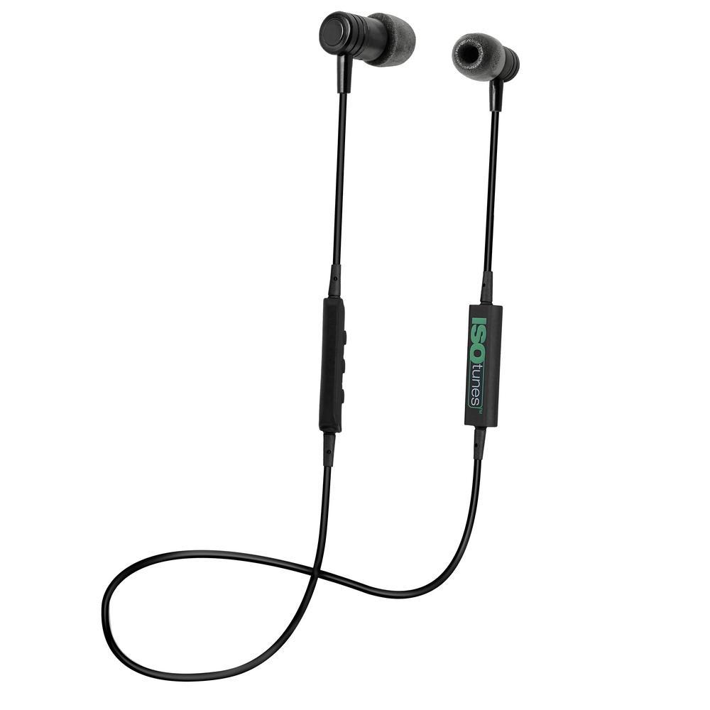 Original Noise Reduction Bluetooth Safety Earbuds, 26 NRR, 4 hr Battery, OSHA Compliant Work Headphones