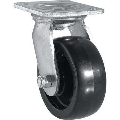 5 in. Poly Swivel Caster with 500 lb. Load Rating