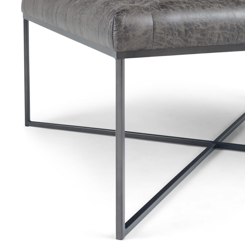 Tremendous Simpli Home Portman 38 In Contemporary Modern Square Pabps2019 Chair Design Images Pabps2019Com