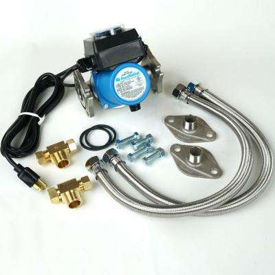 Instant Hot Water Recirculation System