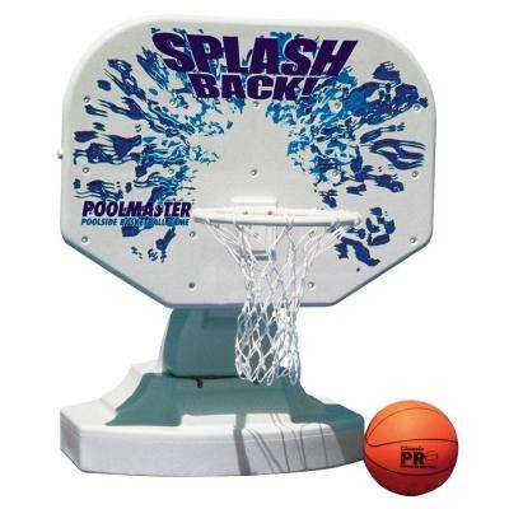 Splashback Poolside Basketball Game