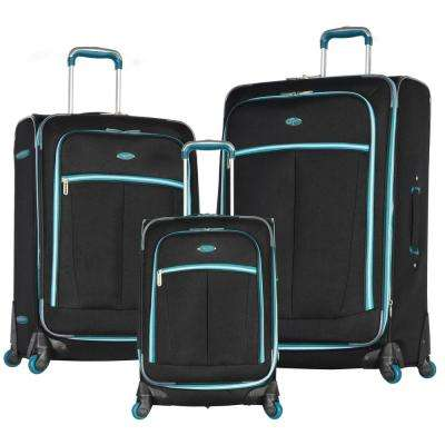 Evansville 3-Piece Expandable EVA Spinner Set