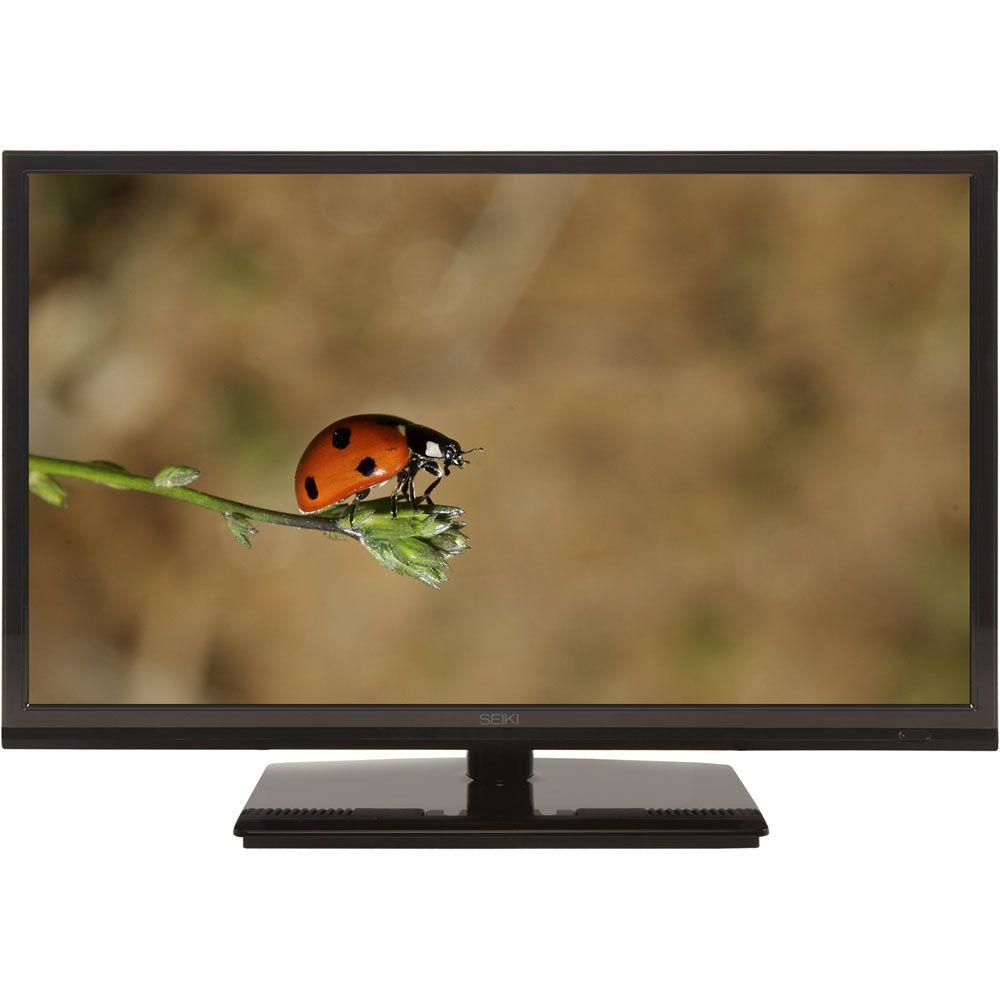 SEIKI 19 in. Class LED 720p 60Hz HDTV-DISCONTINUED