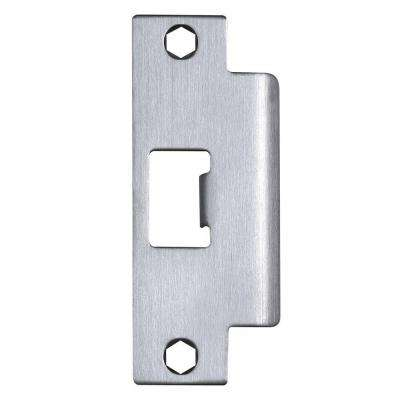 4-7/8 in. Satin Stainless Steel ASA Commercial Strike
