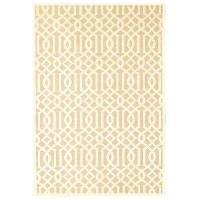Napa Gilford Beige 7 ft. 10 in. x 11 ft. 2 in. Area Rug