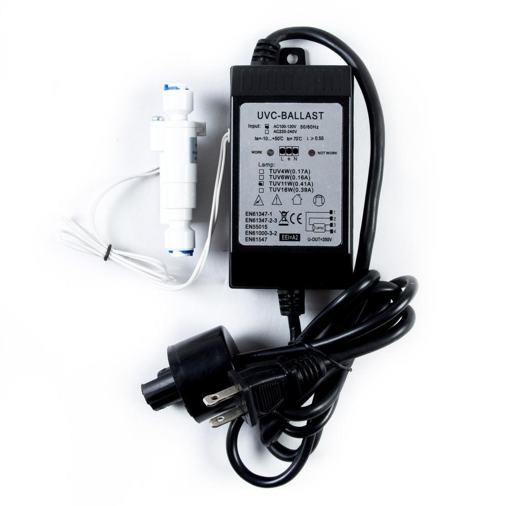 11-Watt 110-Volt Transformer Ballast with Smart Flow Sensor Switch