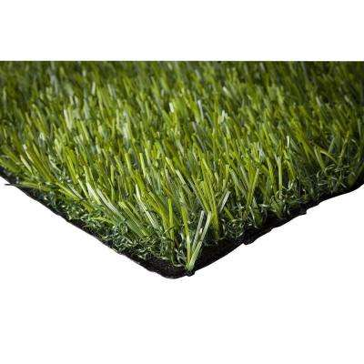 Classic 5 ft. x 10 ft. Artificial Grass Synthetic Lawn Turf