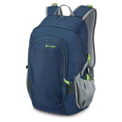 Venturesafe 20 in. Navy Backpack with Laptop Compartment