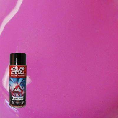 12 oz. Tropical Tones Guava Pink Killer Cans Spray Paint