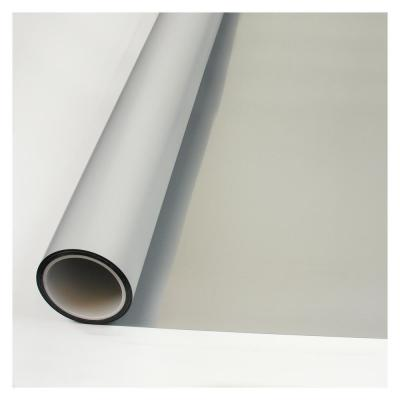 24 in. x 50 ft. MTSIL Silver Matte Frosted Privacy Window Film