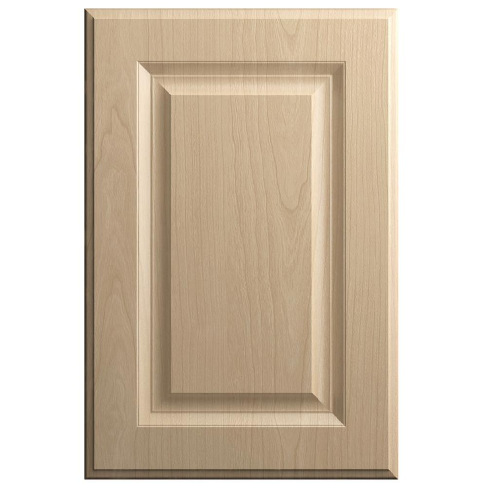 Hampton Bay 11x15 In Edgeley Cabinet Door Sample In Driftwood Hbdssd Lx 79a The Home Depot