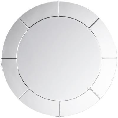 Medium Round Classic Mirror (29 in. Diameter)