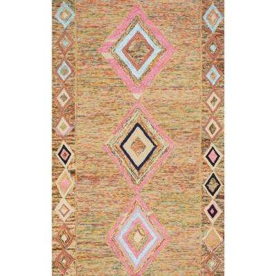 Bokja Multi 5 ft. x 8 ft. Area Rug