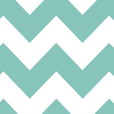 8 in. x 10 in. Laminate Sheet in Jaded Chevron with Virtual Design Matte Finish