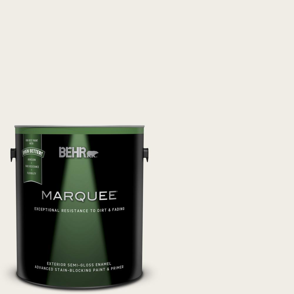 Behr Marquee 1 Gal 780c Sea Salt Semi Gloss Enamel Exterior