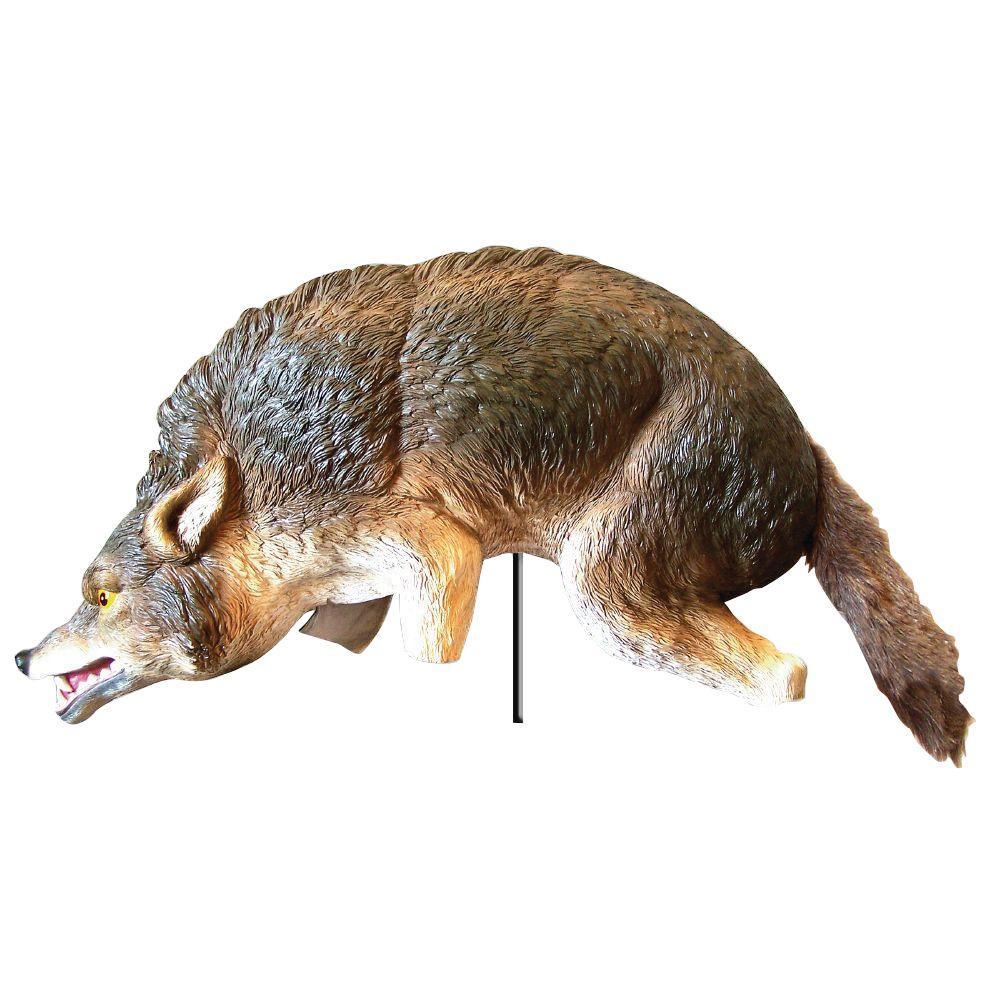 Wind Movement 3-D Coyote Replica