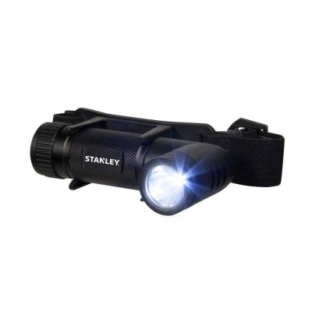 280 Lumens Twist Headlamp/Flashlight