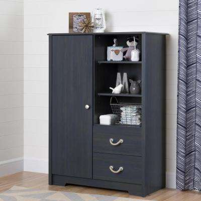Aviron Blueberry Armoire