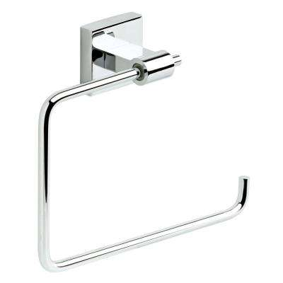 Maxted Open Towel Ring in Chrome