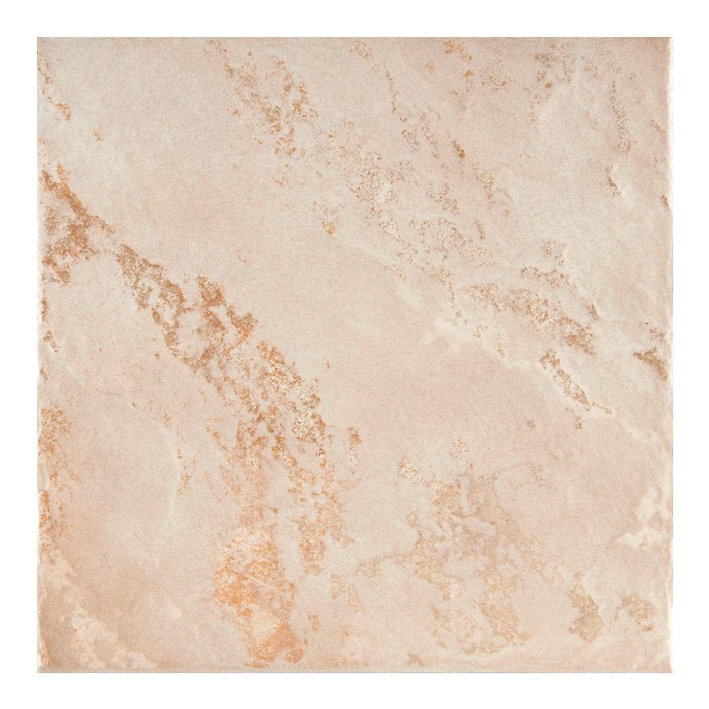 MONO SERRA Castelli Noce 12 in. x 12 in. Porcelain Floor and Wall Tile (20.45 sq. ft. / case)