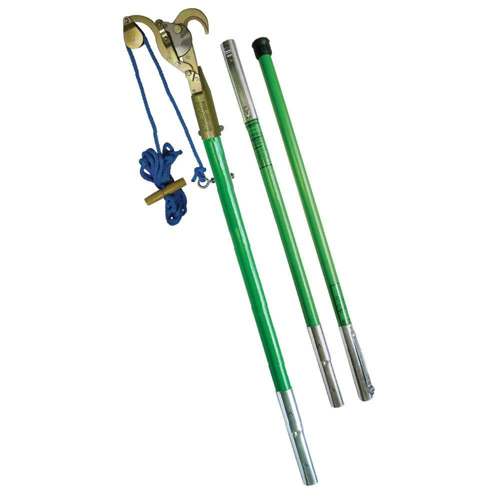 Jameson Landscaper Pruning Package with Three 6 ft. Poles