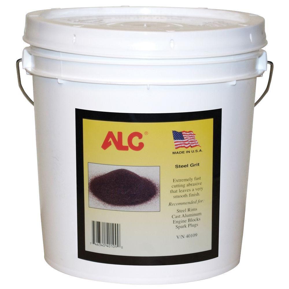 25 lbs. Steel Grit Blasting Abrasive