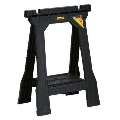 32 in. Folding Sawhorse (2-Pack)