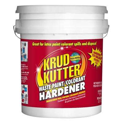 384 oz.(24 lbs.) Waste Paint Hardener