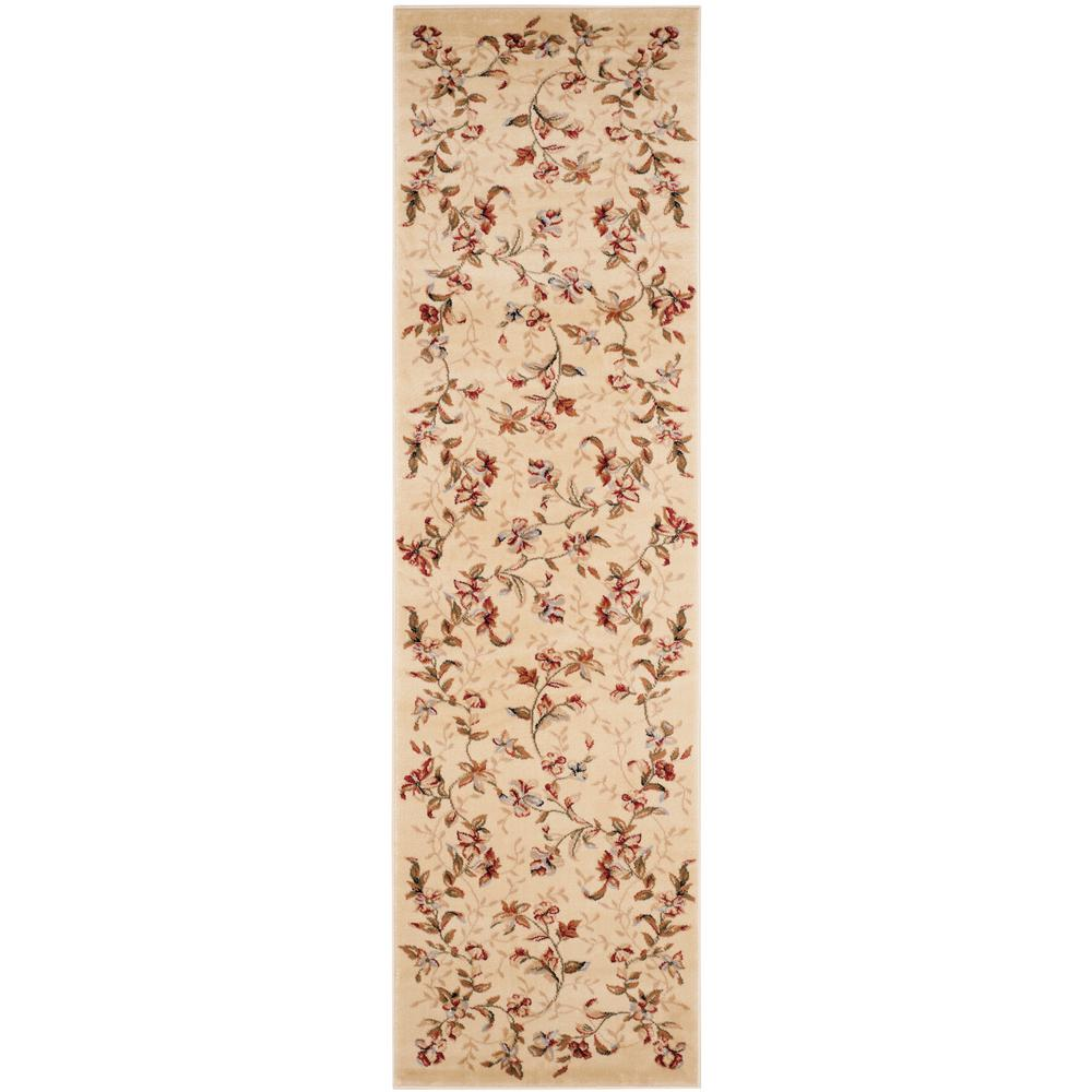 Safavieh Lyndhurst Beige 2 ft. 3 in. x 8 ft. Runner