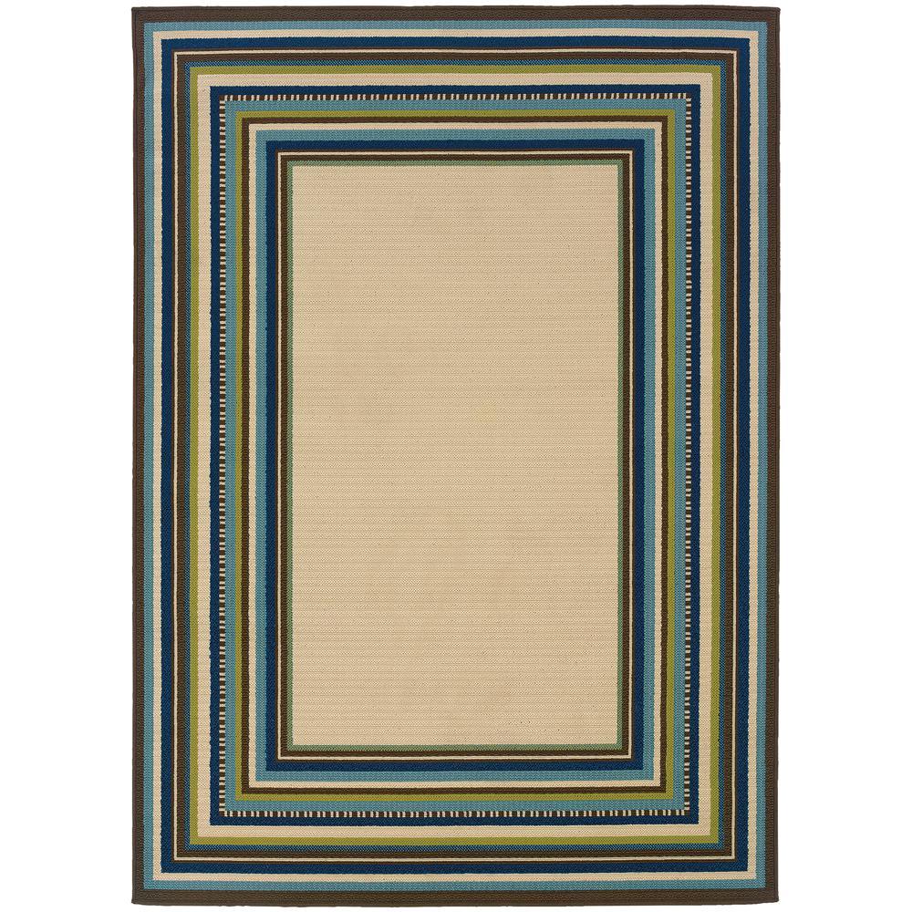 Home Decorators Collection Pompano Beige 7 Ft X 10 Ft Indoor