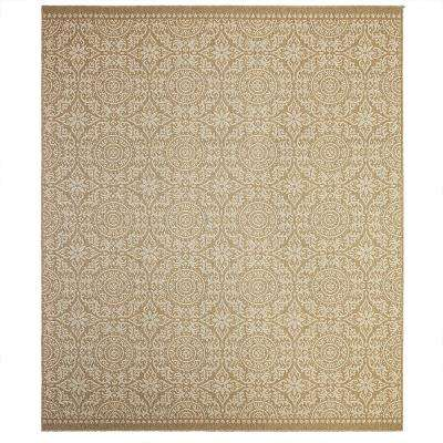 Bundoran Natural 10 ft. 6 in. x 14 ft. Area Rug