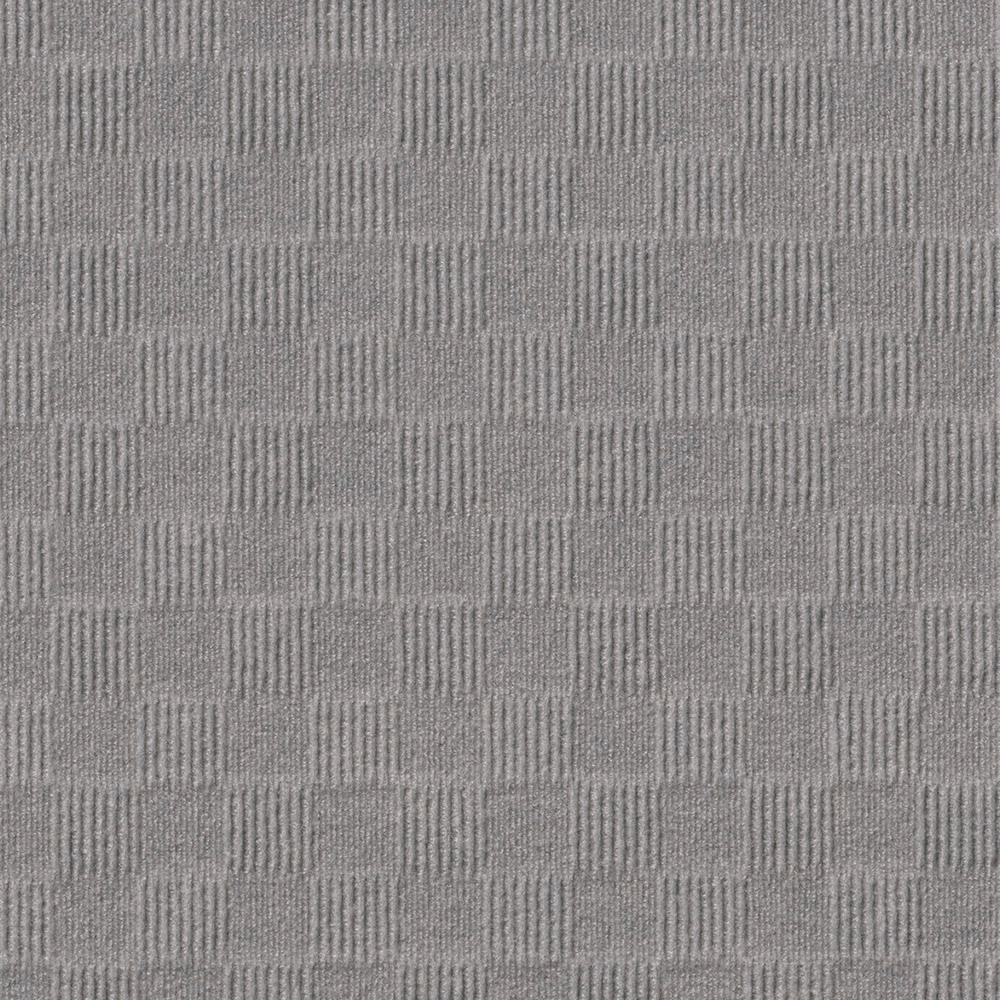 Foss Peel and Stick Sophisticated Dove Pattern 18 in. x 18 in. Residential Carpet Tile (16 Tiles/Case)
