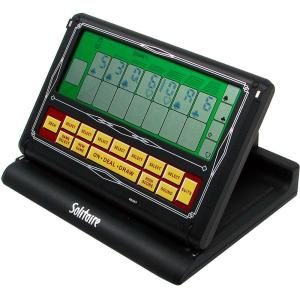 Trademark Games 2 In 1 Portable Video Solitaire Touch