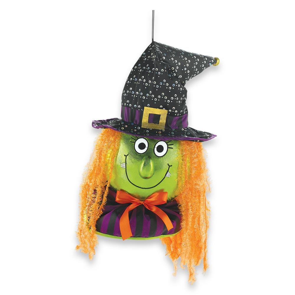 Halloween Home Decor Ideas: Home Accents Holiday 60 In. Glow-in-the-Dark Poseable