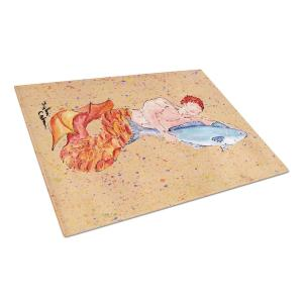 Carolines Treasures Three Geese /& Gifts Floor Mat 19 x 27 Multicolor