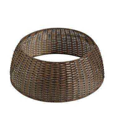 11 in Woven Tree Collar