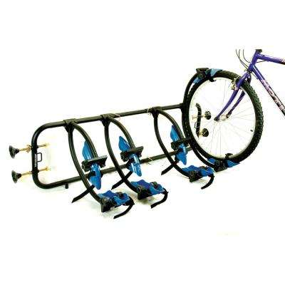120 lbs. Capacity BedRack Elite 4-Bike Truck Bed Carrier