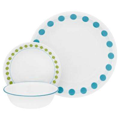 FFP Livingware 18 Piece Set South Beach