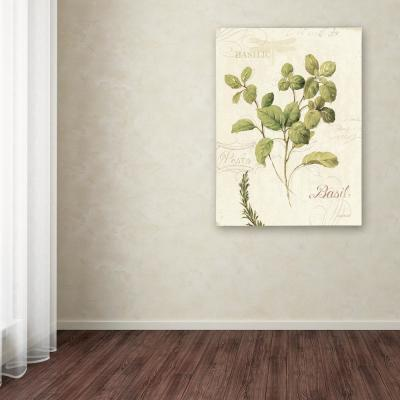 "19 in. x 14 in. ""Aromantique III"" by Lisa Audit Printed Canvas Wall Art"