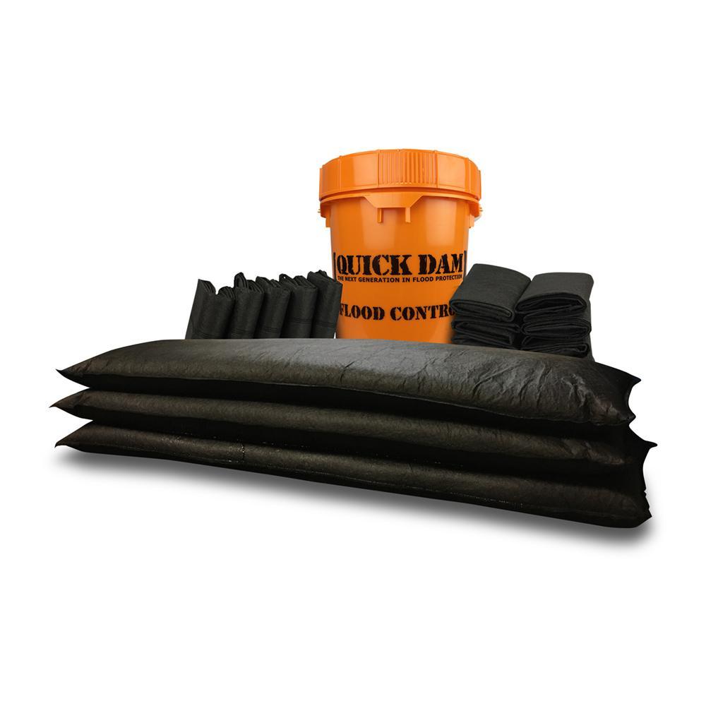 Grab and Go Flood Protection Kit - 5 Jumbo Flood Bags