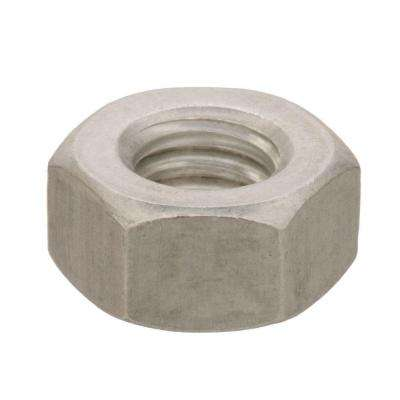1/4-20 Coarse Aluminum Hex Nuts (2 per Pack)